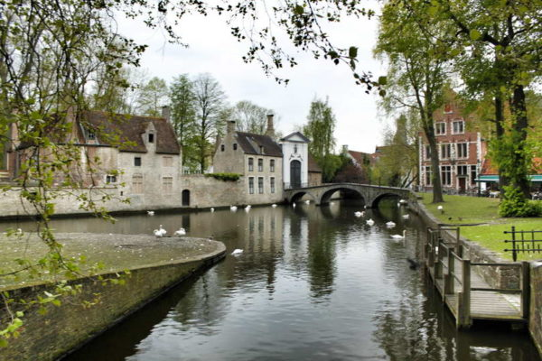 Brugge_Begijnhof