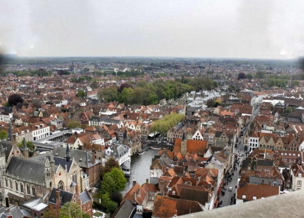 Brugge_Belfry Rooftop