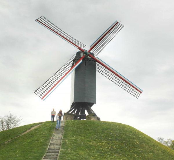 Brugge_Koeleweimolen