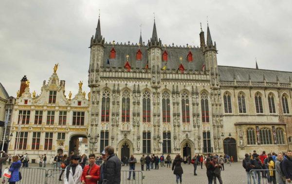Brugge_Vrije & Stadthuis