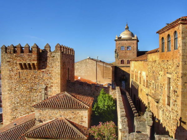 Caceres_Bujaco Tower