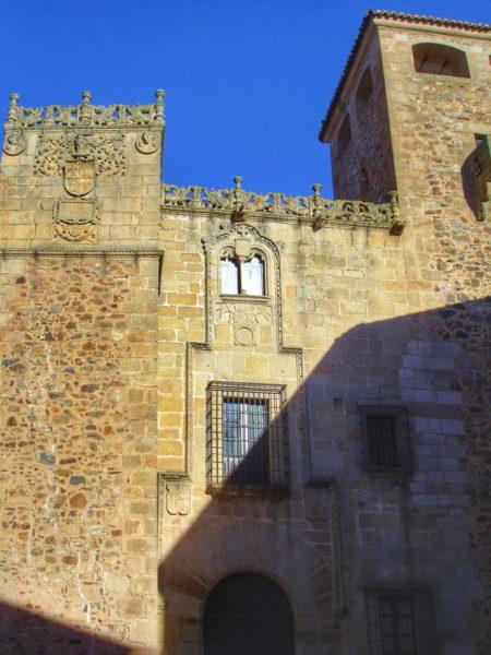 Caceres_Church of Santa María
