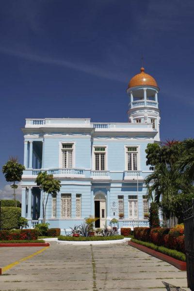 Cienfuegos_Palacio Azul