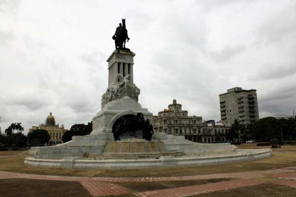 Havana_Monument of Maximo Gomez