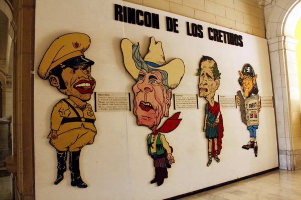 Havana_Museum of the Revolution