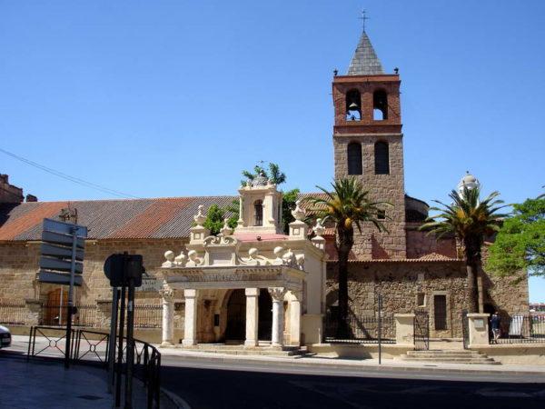 Merida_Basilica of Santa Eulalia