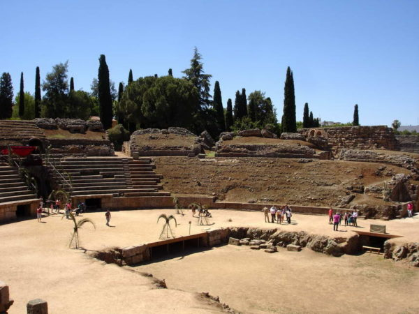 Merida_Roman Amphitheatre