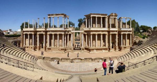 Merida_Roman Theatre