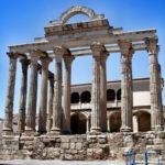 Merida_The Temple of Diana