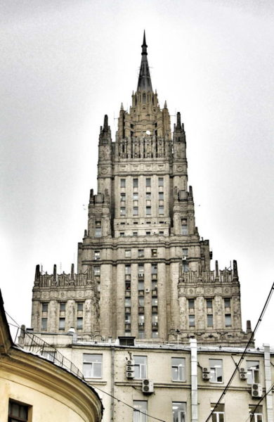 Moscow - Foreign Affairs Ministry