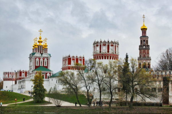 Moscow - Novodevichy Convent