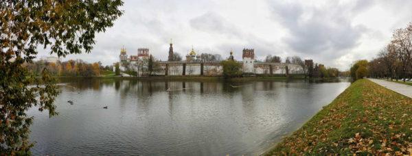 Novodevichy Convent & Ponds Park