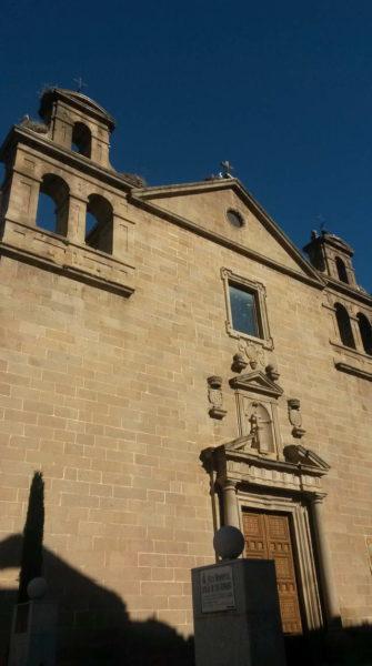 Oropesa_Chapel of San Bernardo