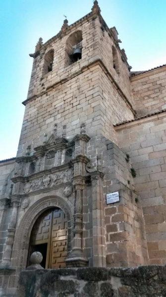 Oropesa_Church of Nuestra Señora de la Asunción