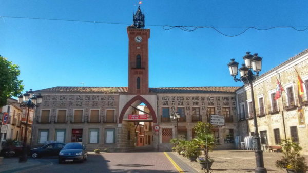 Oropesa_Clock Tower & Town Hall