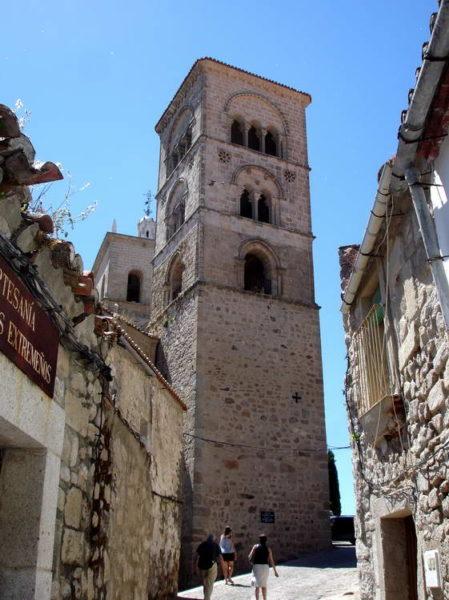 Trujillo_Church of Santa Maria