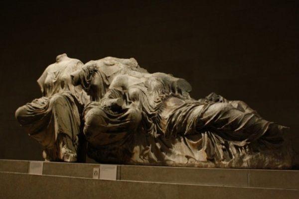British Museum_Parthenon Marbles