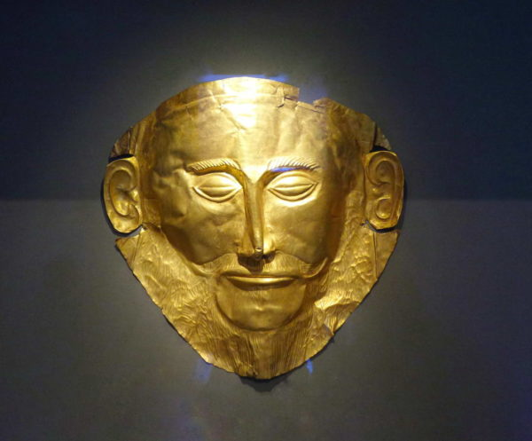 National Archaeological Museum_Mask of Agamemnon
