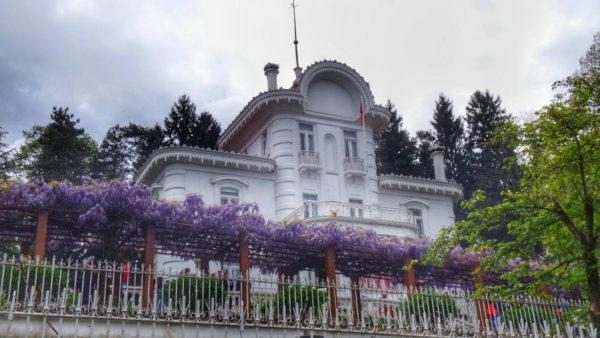 Trabzon_Atatürk Pavilion