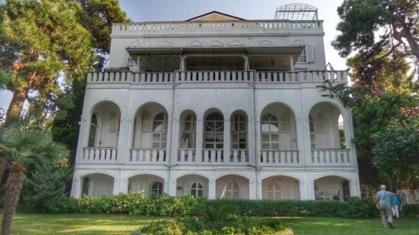 Büyükada_Trotsky House
