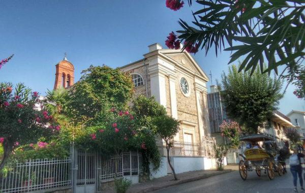 Büyükada_Surp Astvazazin Verapohum Armenian Church
