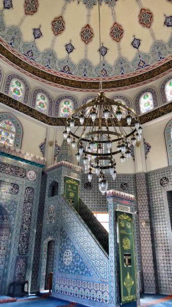 Burgazada Mosque