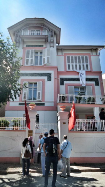 Heybeliada_İnönü House Museum