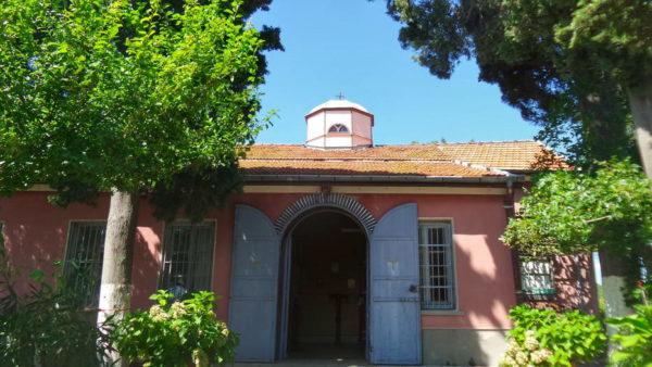 Heybeliada_Monastery of Hagios Spyridon