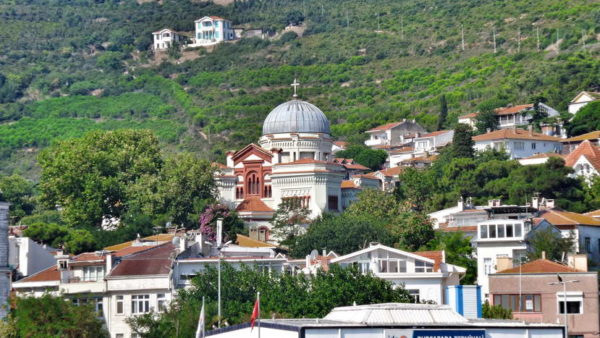 Kınalıada_Greek Orthodox Church