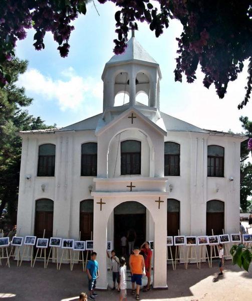 Kınalıada_Surp Krikor Lusavoric Armenian Gregorian Church