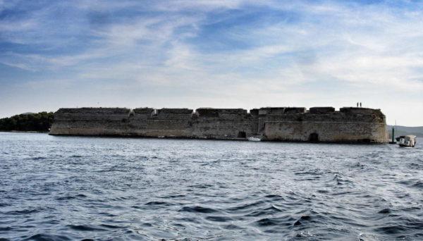 Sibenik_St. Nicholas Fortress