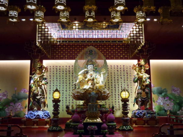 Singapore_Buddha Tooth Relic Temple