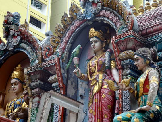Singapore_Sri Krishnan Temple