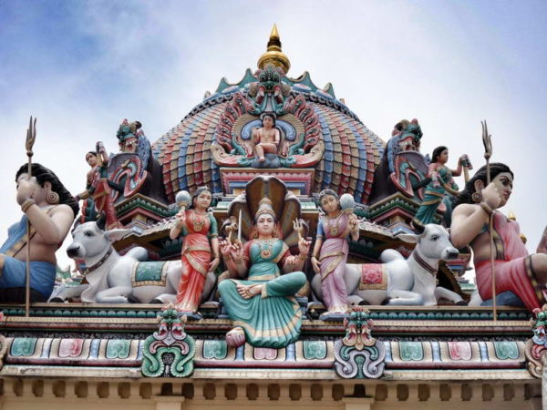 Singapore_Sri Mariamman Temple