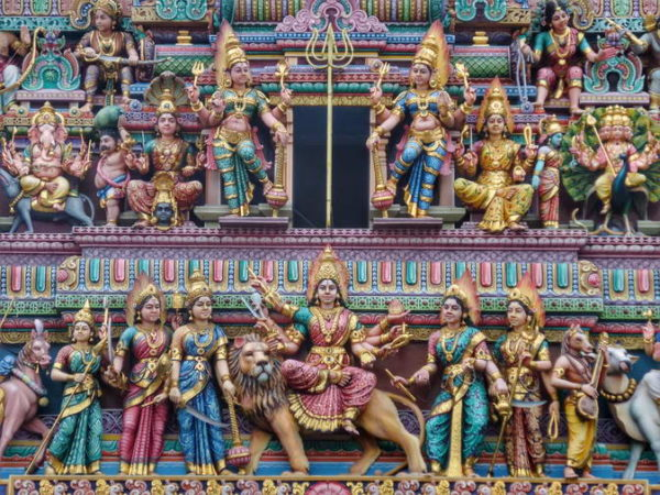 Singapore_Sri Veeramakaliamman Temple