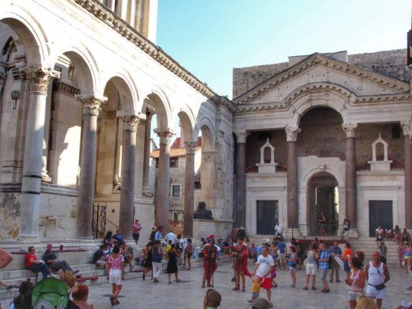 Split_Diocletian's Palace