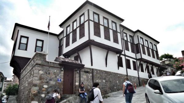 Mudanya_Tahir Paşa Mansion