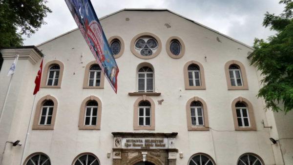 Mudanya_Uğur Mumcu Culture Center