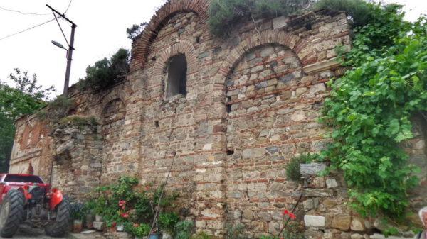 Trilye_Panagia Pantobasilissa Church