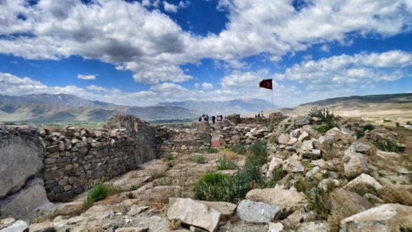 Van_Çavuştepe Citadel