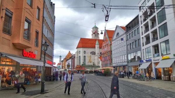 Augsburg_Maximilian Street (1)