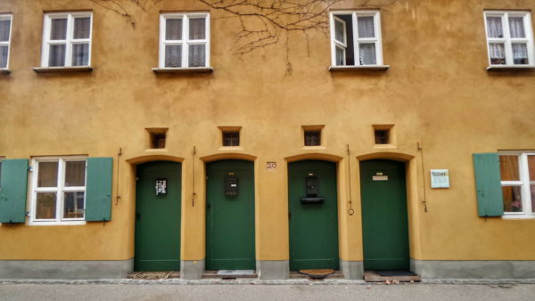 Augsburg_The Fuggerei (3)