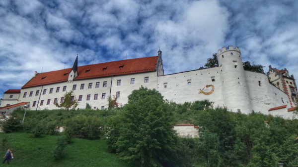 Füssen_Hohes Schloss