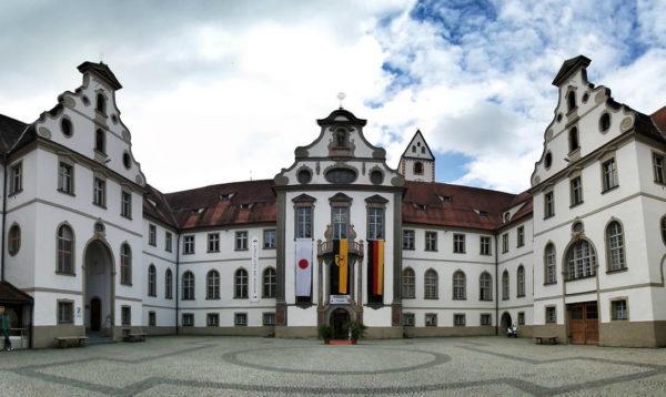 Füssen_St Mang's Abbey 3