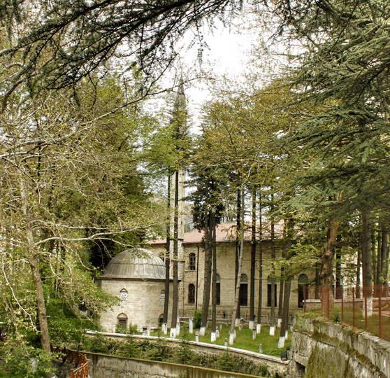 Göynük_Akşemsettin Mausoleum