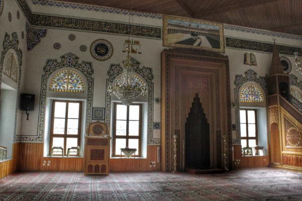 Göynük_Gazi Süleyman Paşa Mosque
