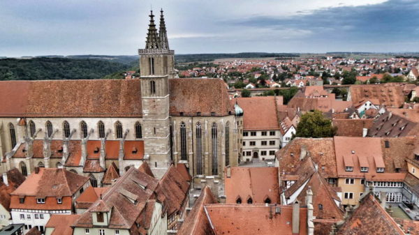 Rothenburg_Church of St. James