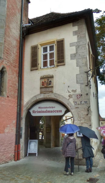 Rothenburg_Crime Museum