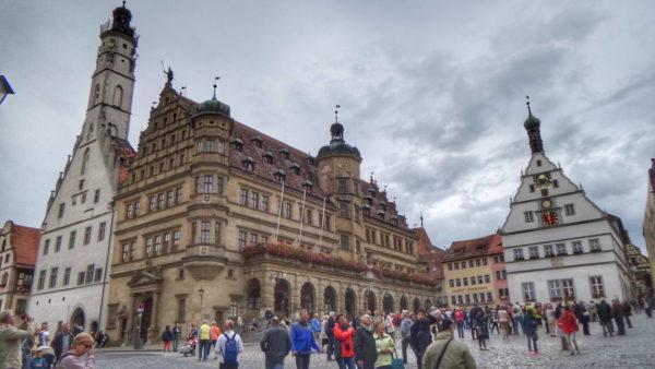 Rothenburg_Marktplatz