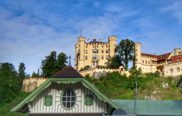 Schwangau_Hohenschwangau Castle